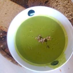 Feel Good Pea & Mint Soup