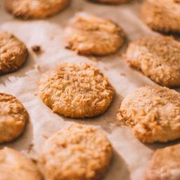 Oh so easy Oat Cookies!