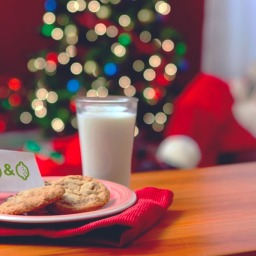 Santa & Rudolph's Christmas Eve Treats