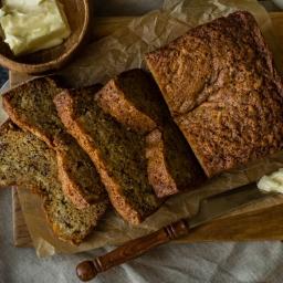 Banana & Oat Bread