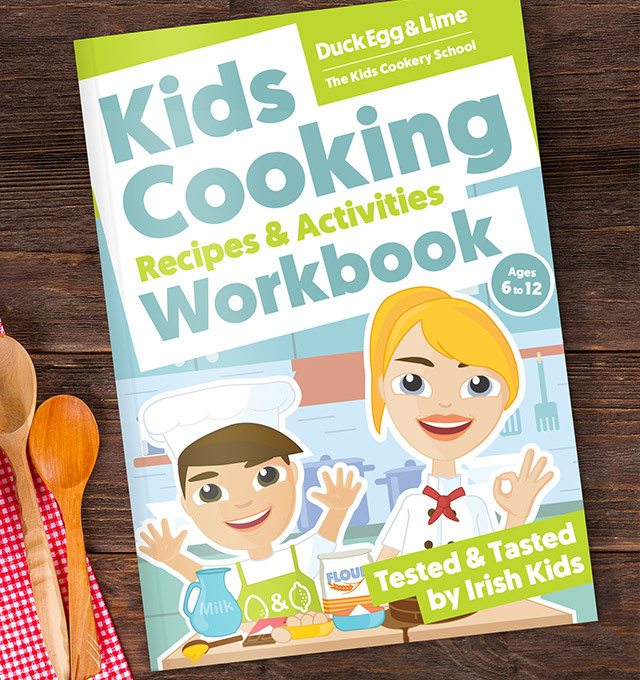 Irish Children's Cookbook